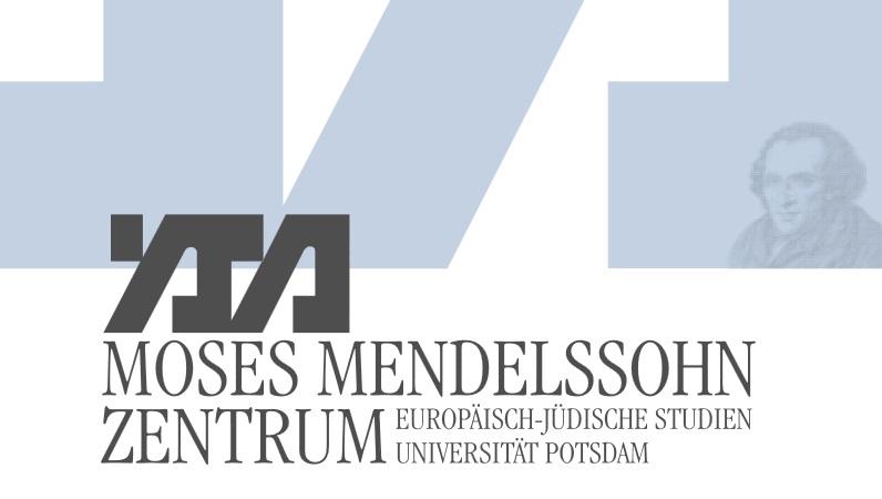 LOGO-Moses-Mendelssohn Zentrum